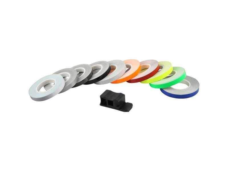 285 - TWOEIGHTFIVE reflexní proužky na ráfky s aplikátorem