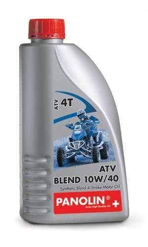 Panolin ATV/QUAD 4T BLEND 10W40 moto olej pro čtyřkolky
