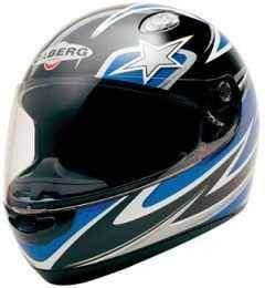 Caberg 103 DIA přilba na motorku modrá, velikost XL