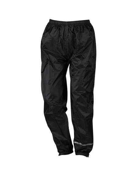 NERVE Easy nepromokavé kalhoty, návleky do deště na motorku