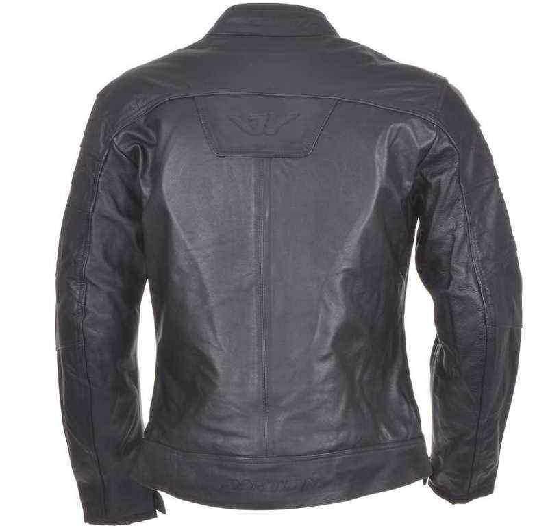 AYRTON Classic Leather, kožená bunda na motorku