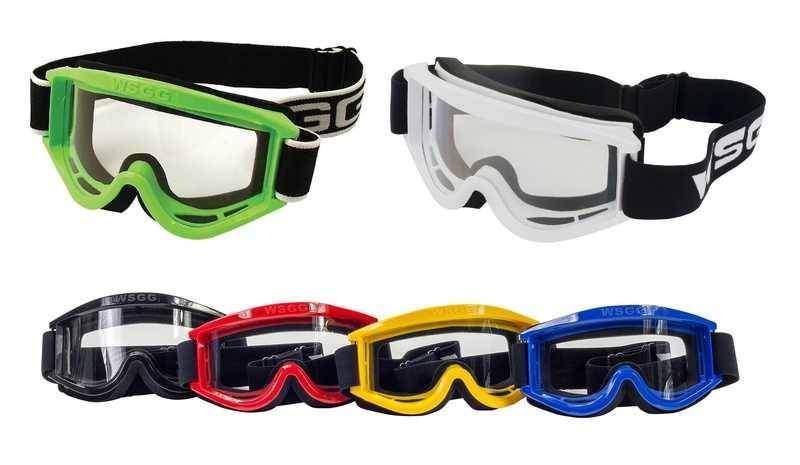 WSGG Adult krosové motokrosové brýle