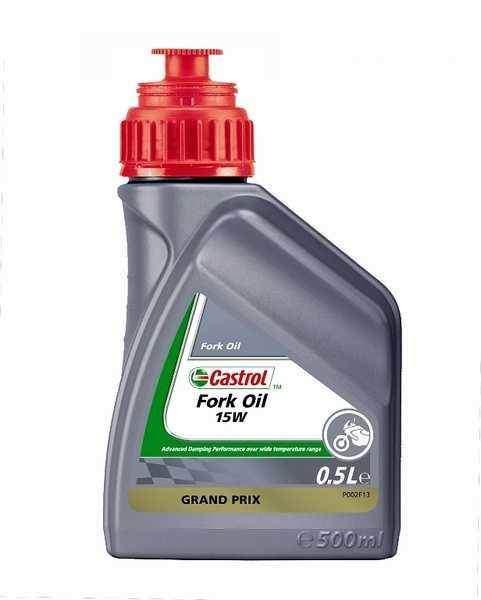 Castrol Fork Oil 15W, 500 ml, minerální olej pro teleskopické vidlice