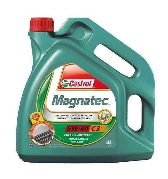 Castrol MAGNATEC 5W-40 C3 4L, automobilový olej - 4 litry