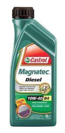 Castrol MAGNATEC DIESEL 10W-40 B4 1L, automobilový olej