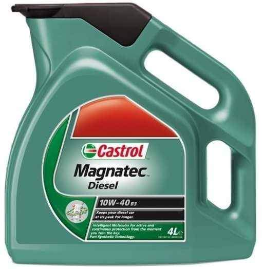 Castrol MAGNATEC DIESEL 10W-40 B4 4L, automobilový olej