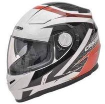 c0513a4f632 Cassida EVO integrální černá-bílá-červená helma na motorku