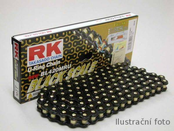 RK RK řetěz 530 116 GXW nýtová