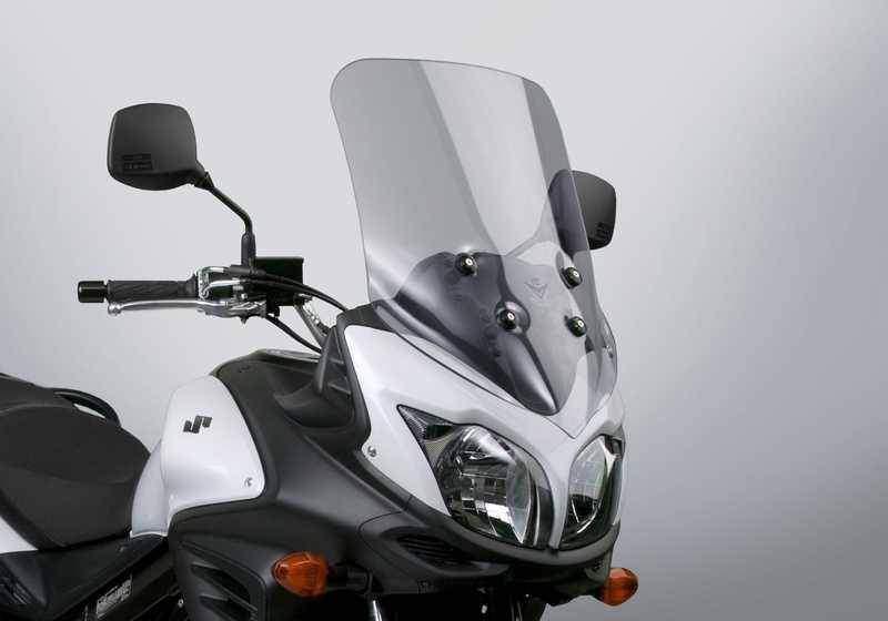 NATIONAL CYCLE Windshield VStream přední plexi Suzuki DL 650 V-strom 2011-2016 pro motorku