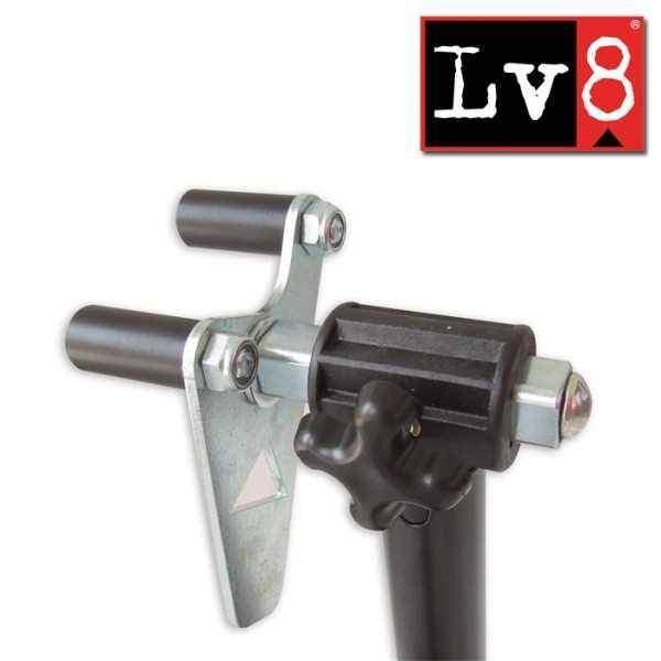 Čepy E600/03 pro montážní stojan na motorku LV8