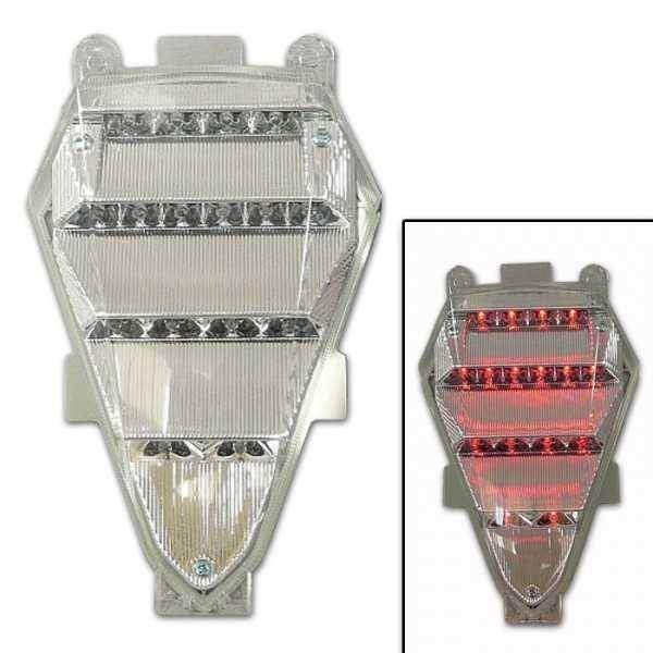 Zadní koncové LED světlo pro Yamaha YZF-R6 rok 2008-2012