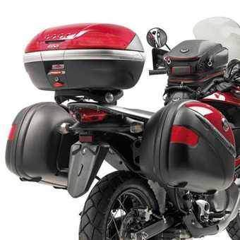 Kappa K225 nosič zadního kufru Monokey Honda XL 700 V Transalp 2008-2013
