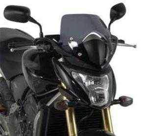 Kappa KA309 přední plexi zatmavené Honda CB 600 Hornet 2007-2010