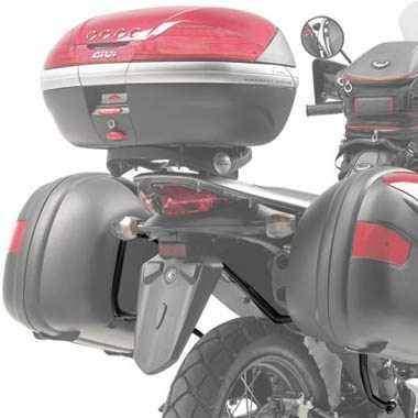 Kappa KL203 na pevno držák bočních kufrů Monokey Honda XL 700 V Transalp 2008-2013