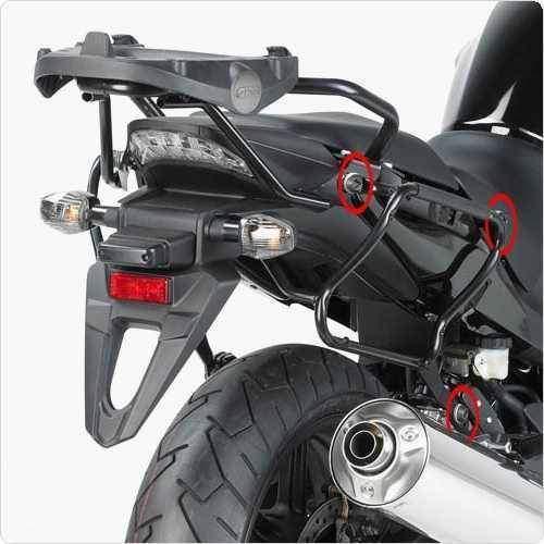 Kappa KL208 na pevno držák bočních kufrů Monokey Honda CBF 1000 2010-2014