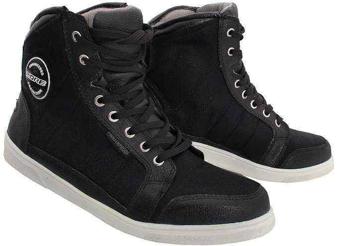 Kore Street Sneaker černé boty nejen na motorku