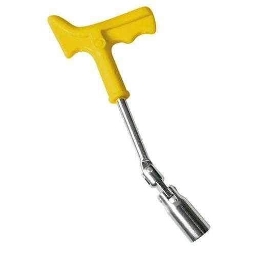 Klíč na svíčku šestihran 16 mm s POWER GRIP držákem