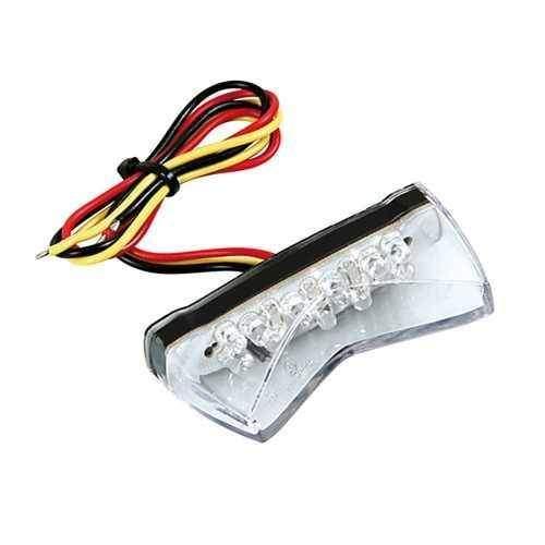 Univerzální zadní bílé LED světlo CONCEPT (parkovací, brzdové, osvětlení SPZ)