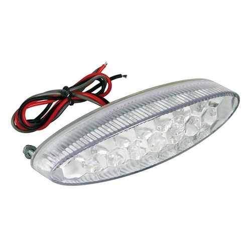 Univerzální zadní LED světlo PORSTER (parkovací, brzdové)