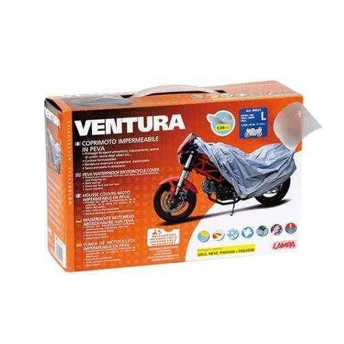 Plachta na motorku VENTURA, univerzální pro zakrytí motorky a skůtru