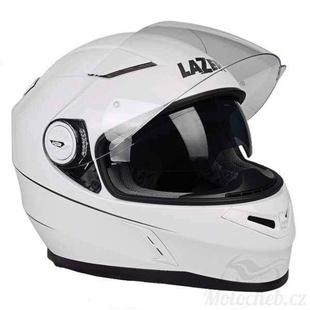 Lazer Bayamo Z-Line bílá integrální helma d0ac73c56b