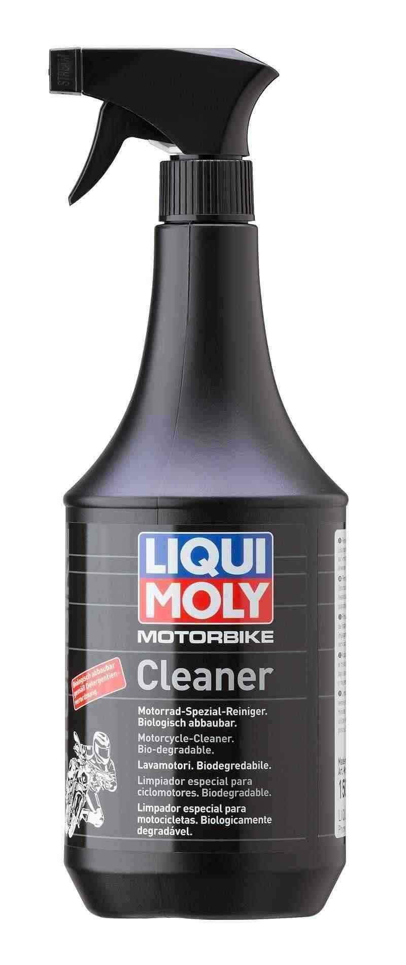 Liqui Moly Cleaner čistič na motorku
