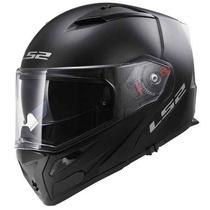 5102b2f862d LS2 FF324 METRO černá matná výklopná helma na motorku
