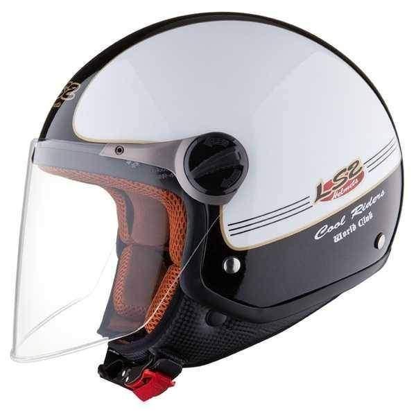 c38b4cae15c LS2 OF560 TRAVIS white - bílá otevřená přilba na motorku i čtyřkolku ...