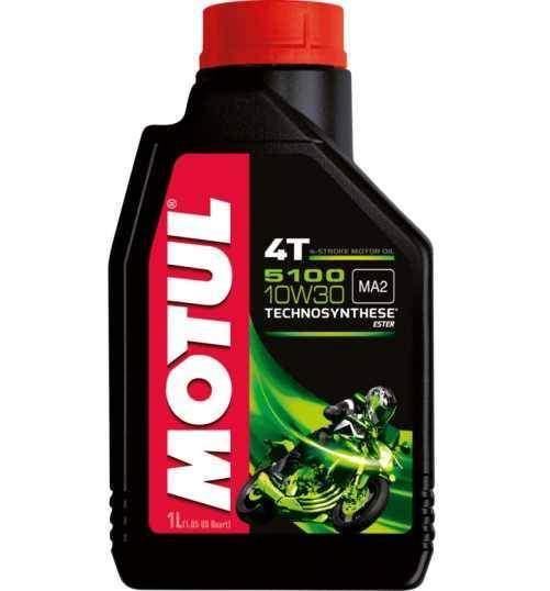 MOTUL 5100 ESTER 4T 10W30 1 litr, olej pro motorky