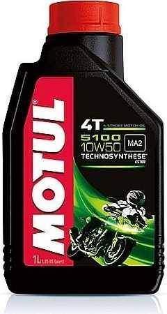 MOTUL 5100 ESTER 4T 10W50 1 litr, olej pro motorky