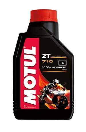 Motul 710 2T, 1L olej pro dvoutaktní motorky