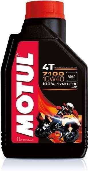 MOTUL 7100 4T MA2 10W40 1 litr, olej pro motorky