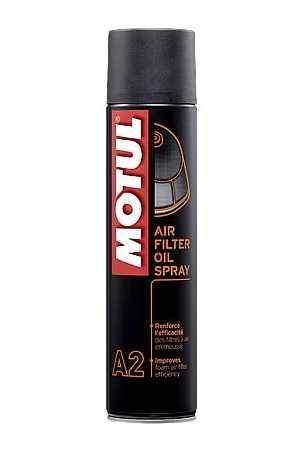 Motul A2 Air Filter Oil, 400ml, olej pro vzduchové filtry