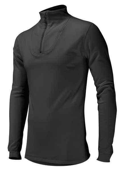 Funkční termo prádlo černé BMD mikina na motorku, unisex