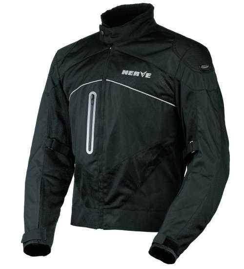 NERVE Run pánská letní textilní prodyšná bunda na motorku  a44707d2d2