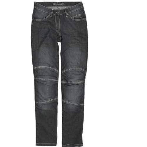 1c572b6d065 Racer Cordura jeans pánské černé kevlarové modré kalhoty na motorku ...