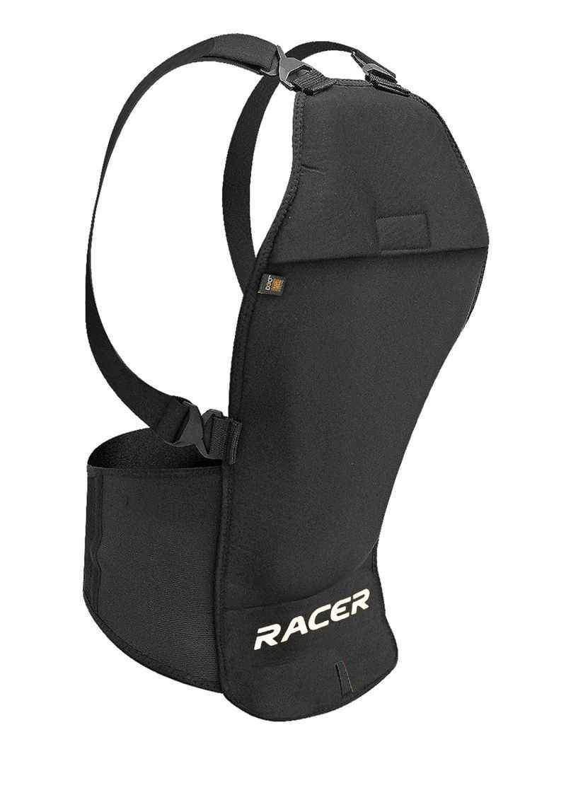 Racer D3O zádový páteřový chránič