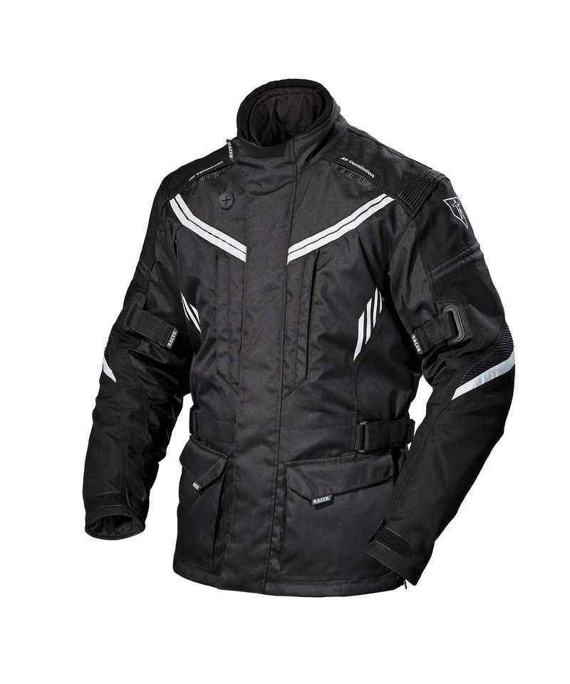 Racer Move pánská textilní bunda na motorku