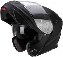 fcf07b1d1df Scorpion EXO-920 černá matná výklopná helma na motorku