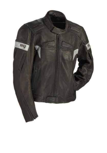 SQ VEGAS pánská kožená bunda na motorku b9fab521a8