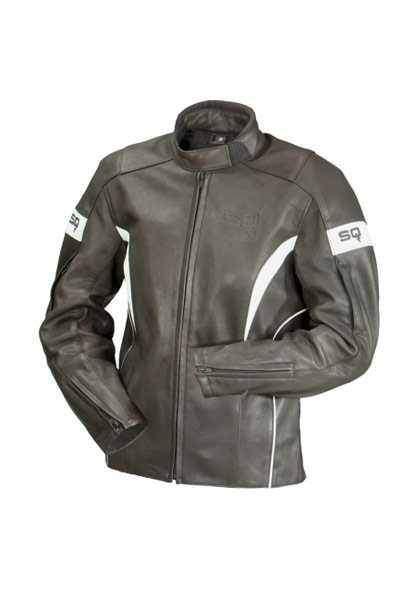 SQ Venice dámská kožená bunda na motorku