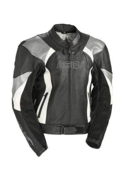 SQ Vertico pánská kožená bunda na motorku