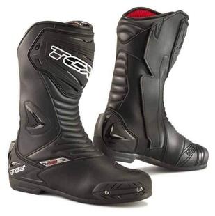 c0e9f0ec41b Sportovní boty TCX S-SPORTOUR EVO Black černé motoboty na motorku