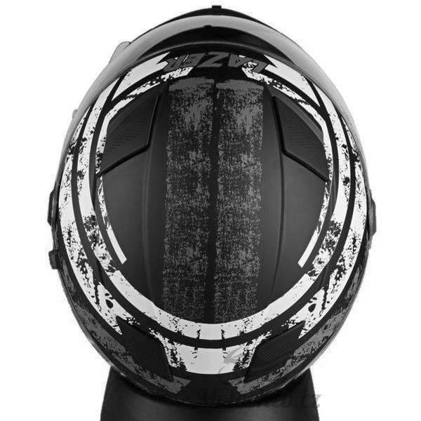 Lazer Bayamo Splash černá matná grafika integrální helma 42c64cbba7